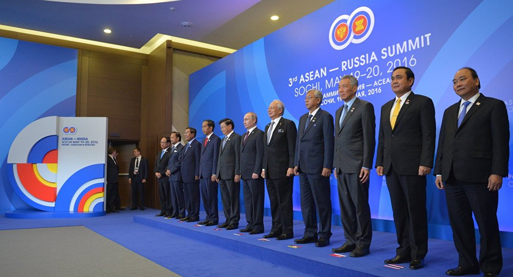 VIETNAM SIGNIFICANTLY CONTRIBUTES TO THE 3RD ASEAN-RUSSIA SUMMIT RESULTS